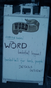 WORD basketball league!